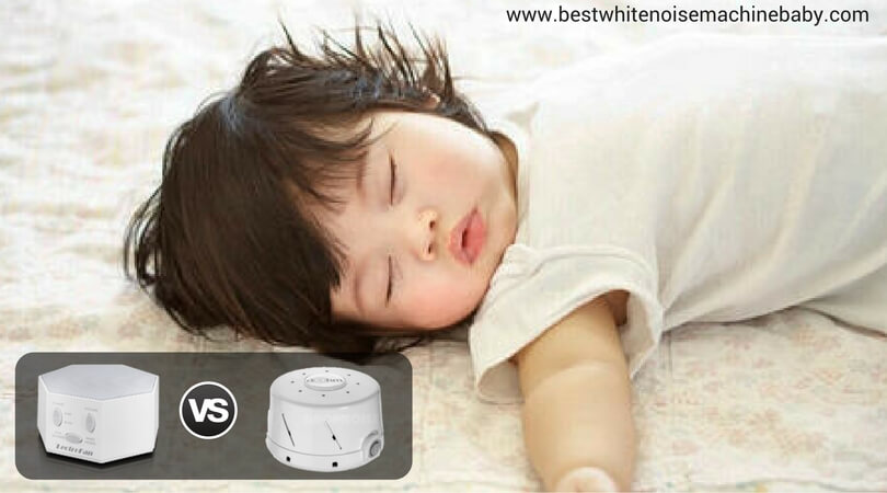lectrofan vs. marpac White noise machine compared and reviewed