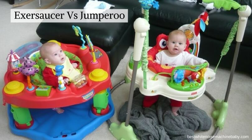 Jumperoo Vs Exersaucer - Which is the best one for your baby?
